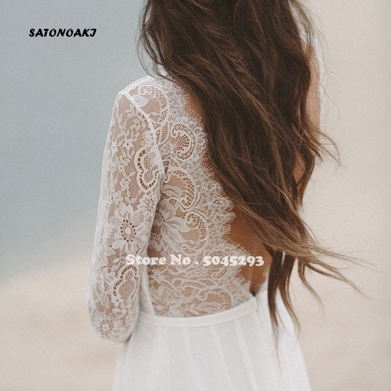 Beach Reception Wedding Dress