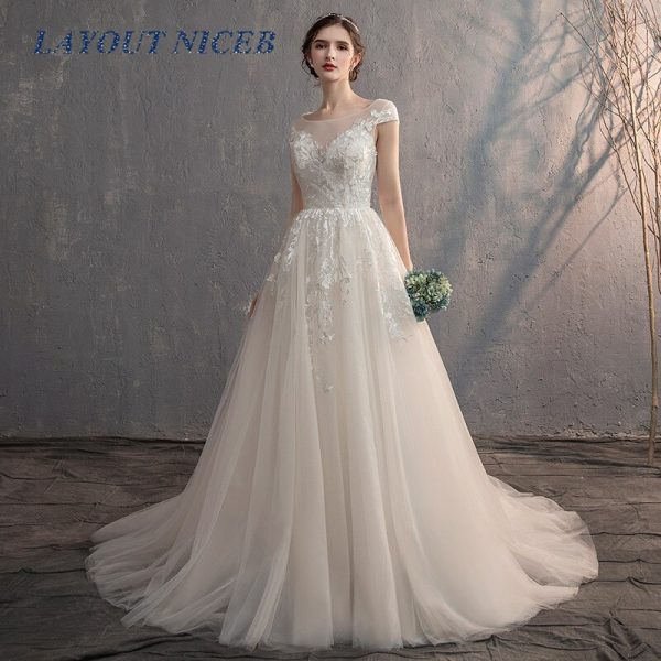 Beach Wedding Dress Garden Dresses