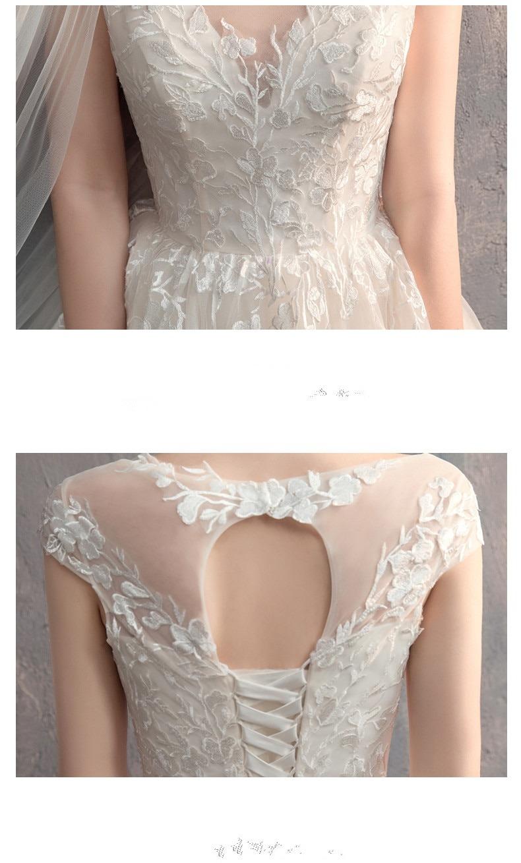 Beach Wedding Dress Garden Dresses