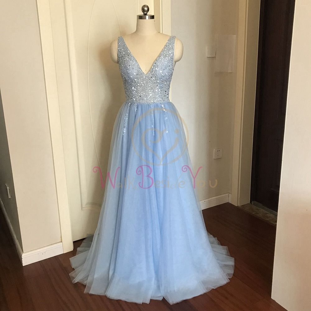 Beading Prom Dresses Evening Gown