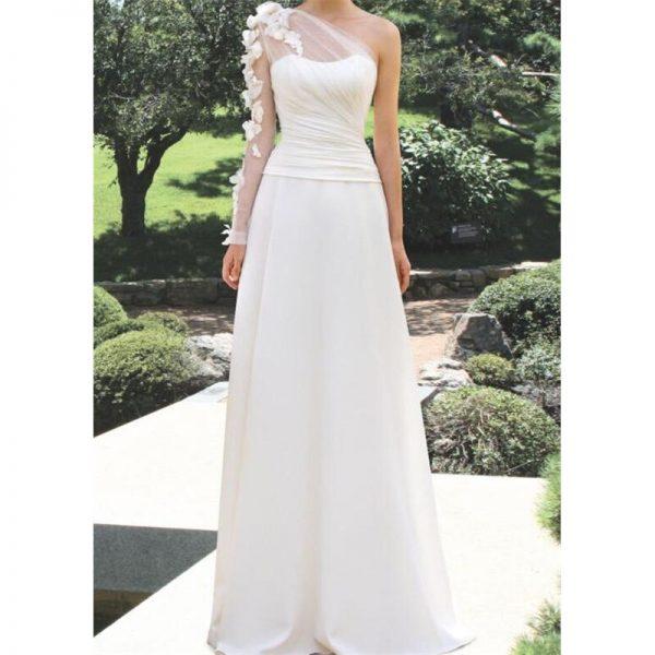 Bridal Gowns 3D Floral Wedding Dresses