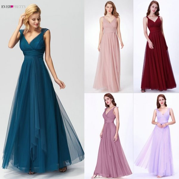 Long Elegant Dresses Pretty Dress