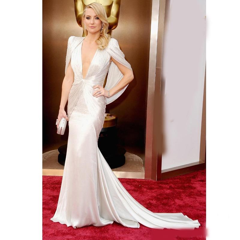 Mermaid Backless Long Prom Dresses