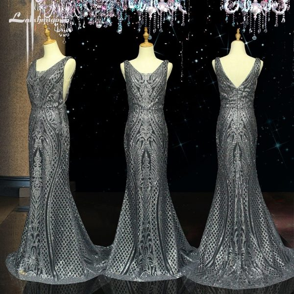 Mermaid Evening Dress Prom Gowns