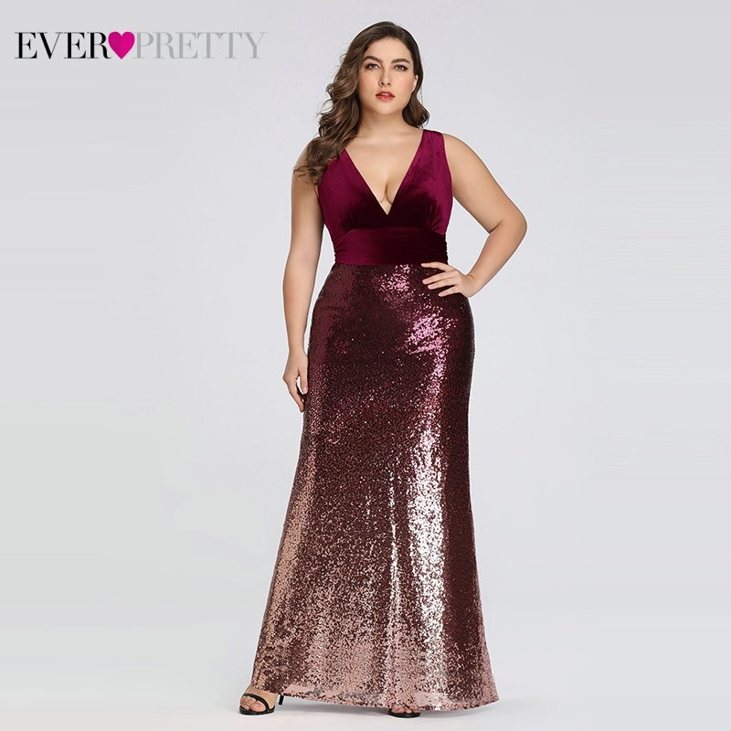 Mermaid Prom Dresses Long Party Gowns