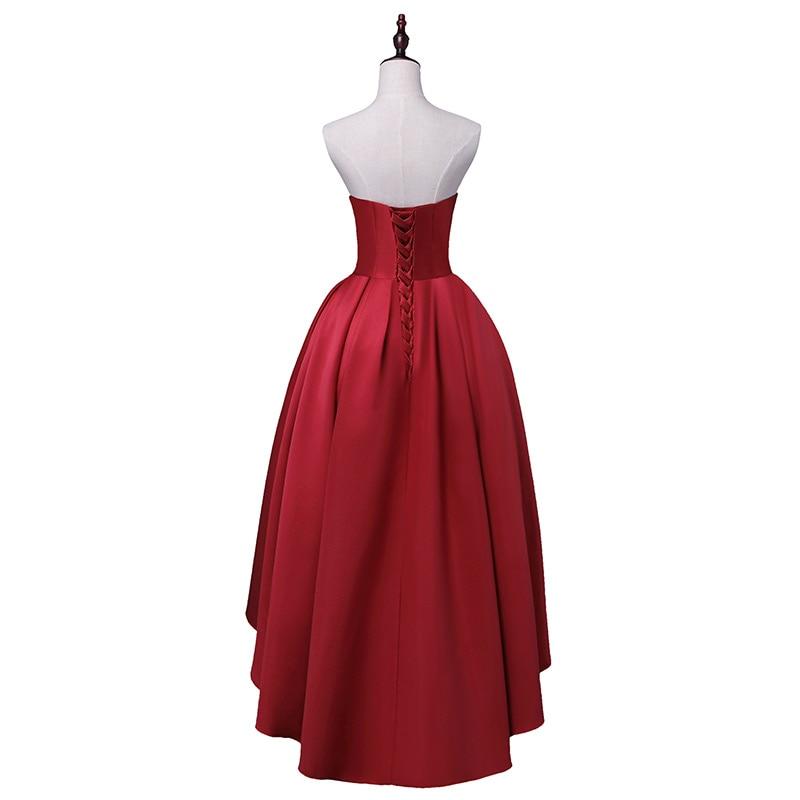 Party Prom Dress Vestido De Festa Sweetheart