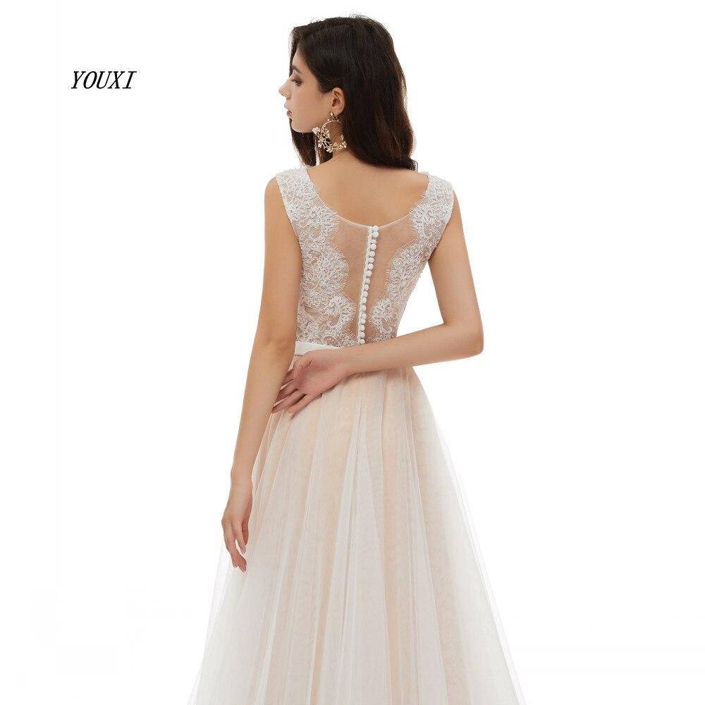 Wedding Dress A-Line Bride Gowns