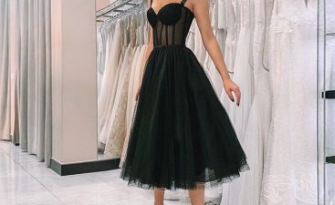A Black Dress Is Perfect For You