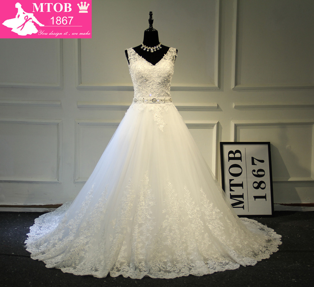 Lace Wedding Dresses Sexy Vintage Wedding Gowns