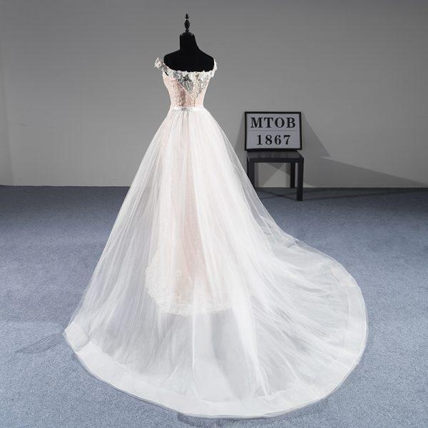 Mermaid Lace Wedding Dresses Bridal Dress