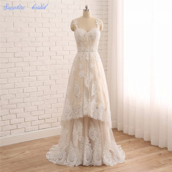 Sapphire Bridal Vestido Gowns Wedding Dress