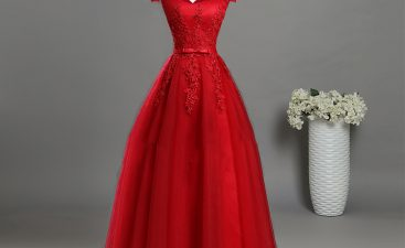 Tips on Red Prom Dresses