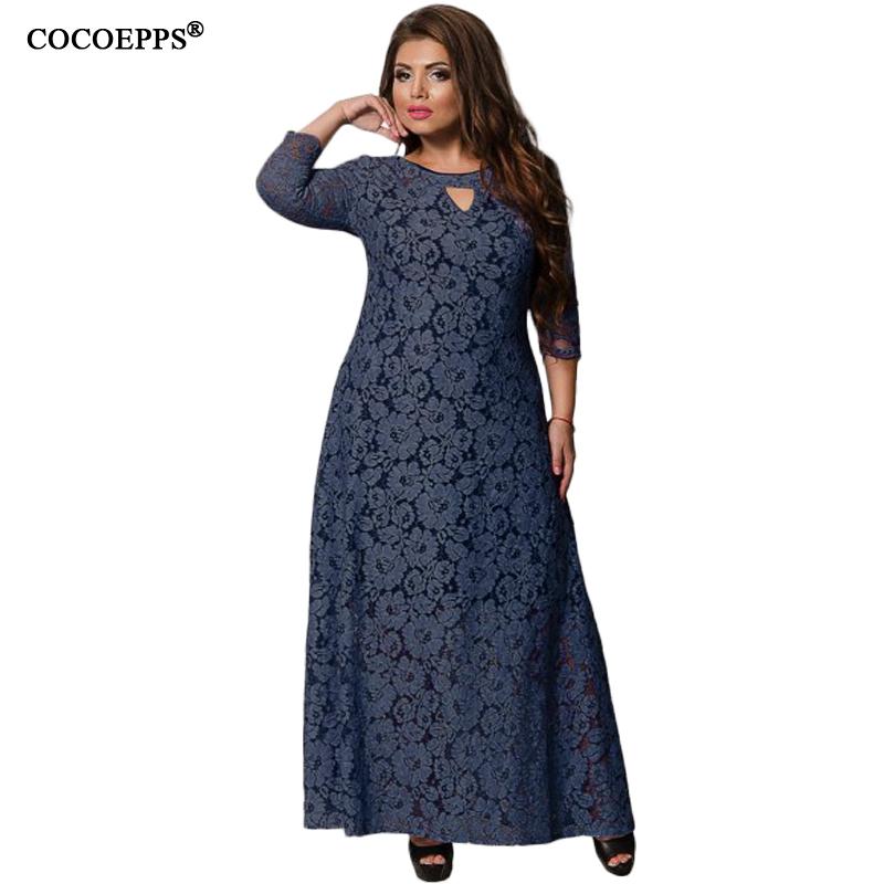 Women Long Dress Large Maxi Dresses