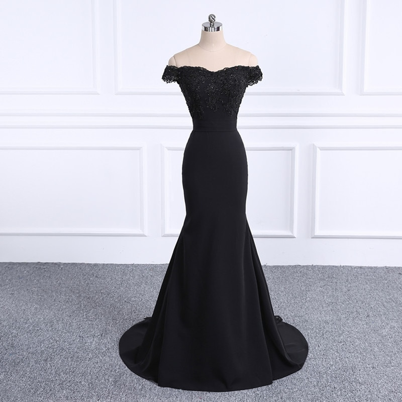 What to Look For When Buying Black Tie Dresses