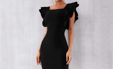 Sexy Black Dress - Tips For Wearing Black For Sexy