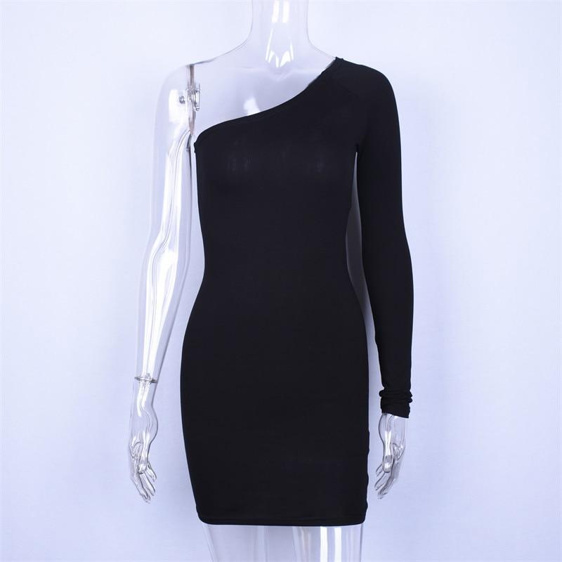 Sexy Bodycon Dresses Women Fashion Party Dress