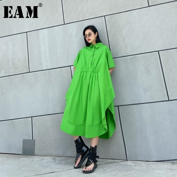 Women Asymmetrical Long Dress