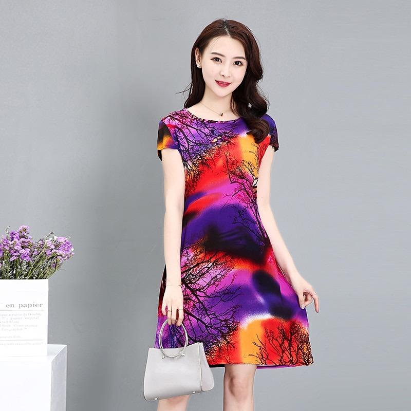 Women Summer Casual Dress