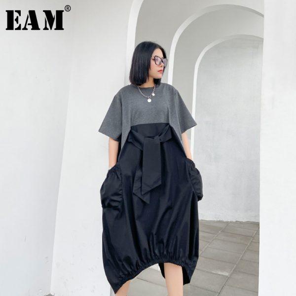 Irregular Big Size Dress