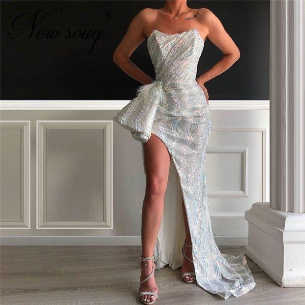 Sequins Formal Prom Dress
