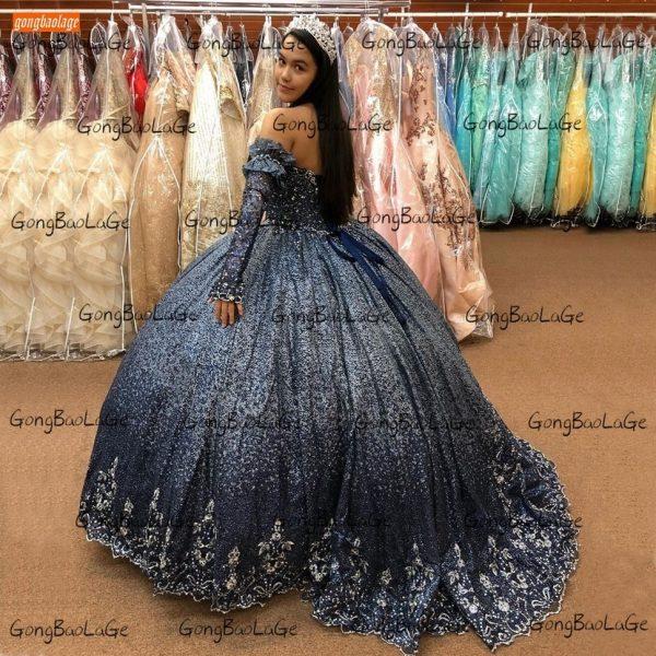 Sexy Ball Gown Evening Dress