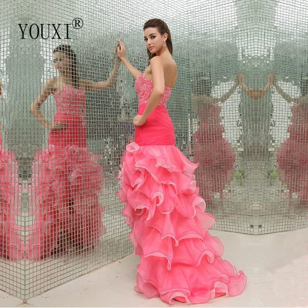 Sexy Sweetheart Prom Dress