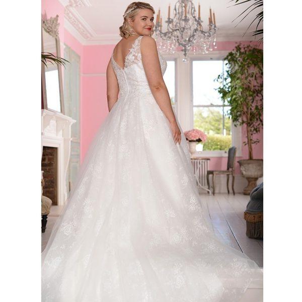 Sexy V-neck Wedding Dresses