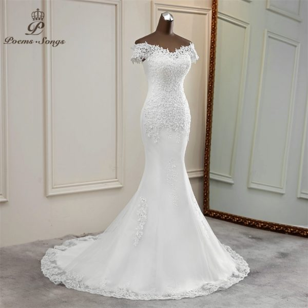 Sexy Wedding Dress 2020