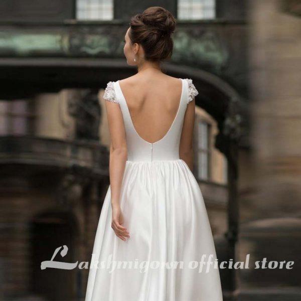 Short Wedding Dresses 2021