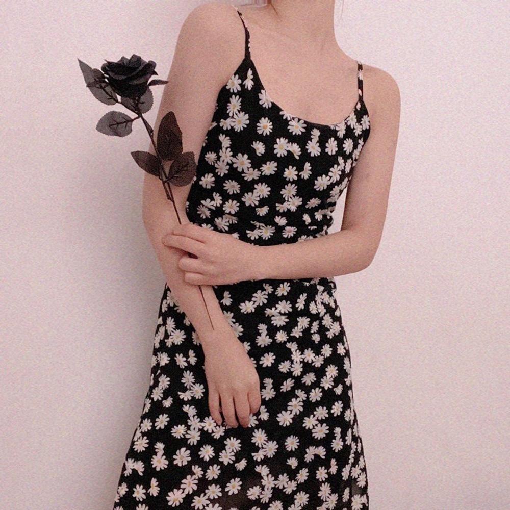 Summer Fashion Daisy Dresses