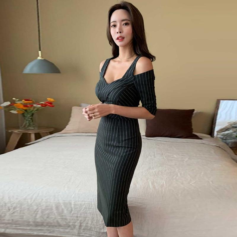 Summer Sexy Black Dresses