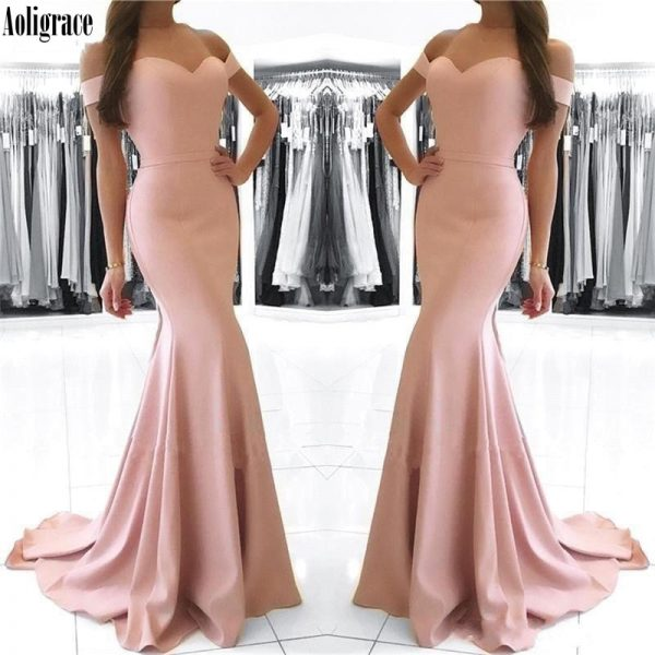 Sweetheart Evening Party Gown