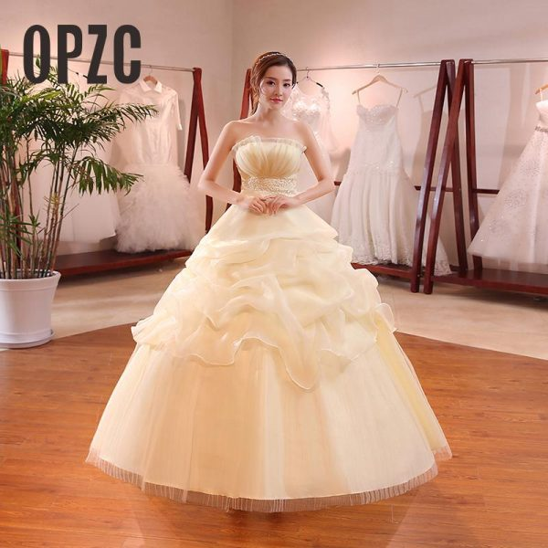 Wedding Dress Korean Bride