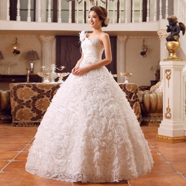 Wedding Gown Princess Dress