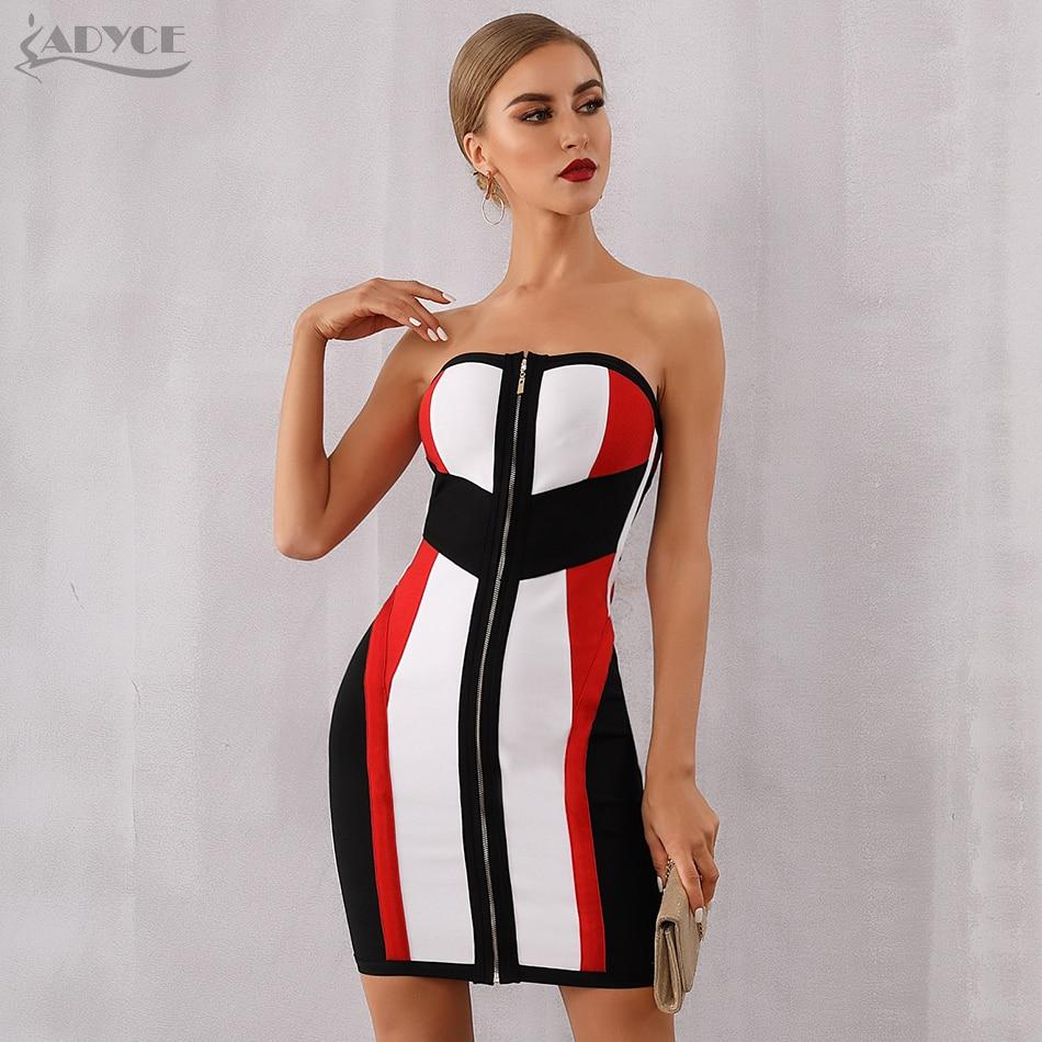 Bodycon Dress Midi Club Dress Evening Party Dress