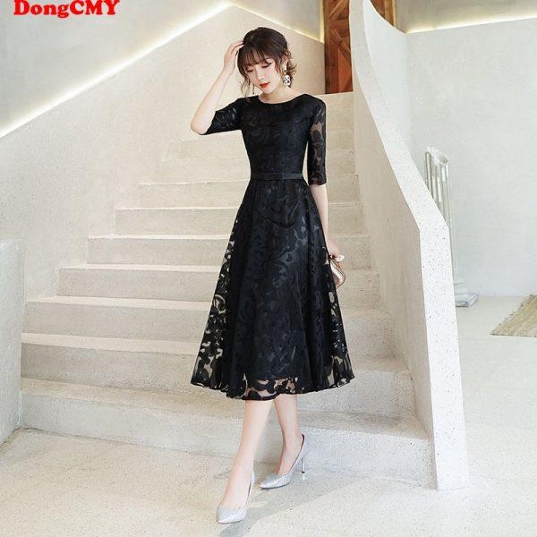 Elegant Vestido Prom Dress