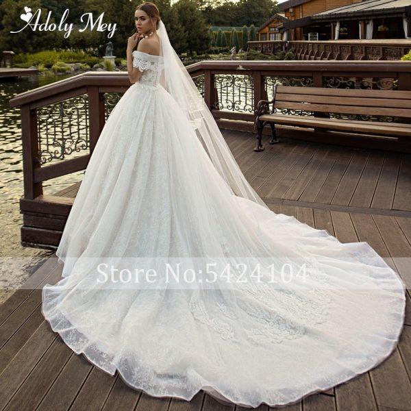 Princess Luxury Wedding Gown