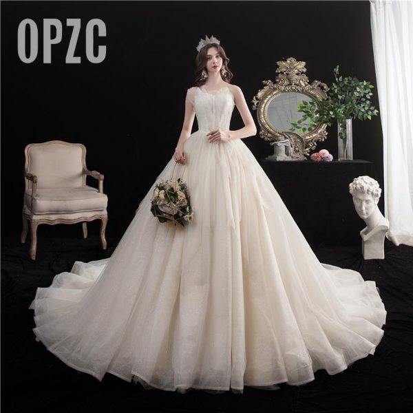 Sexy Elegant Wedding Dress