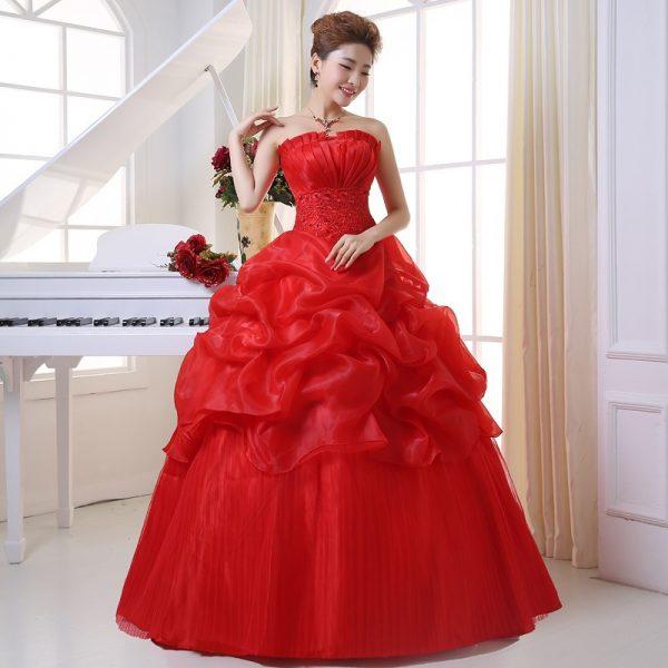 Crystal Princess Bridal Dress