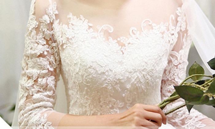 Fashion Simple Wedding Dresses