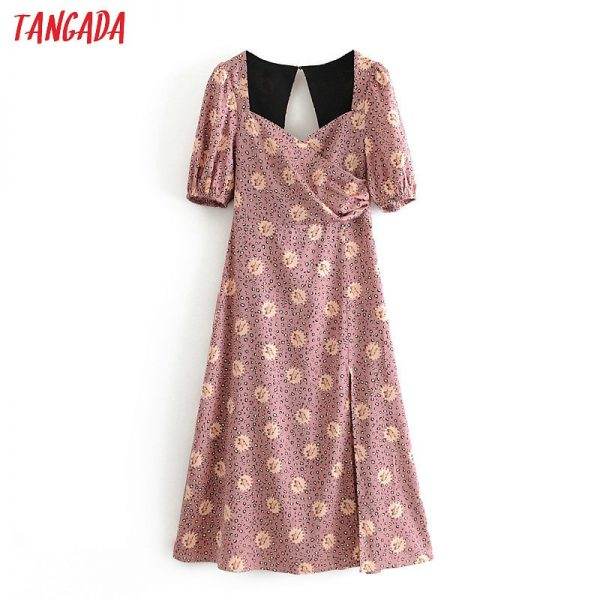 Fashion Women Print Dress