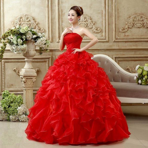 Marriage Princess Ball Gown