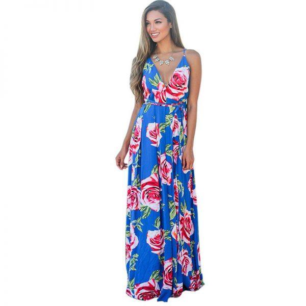 Sexy Women Maxi Dress