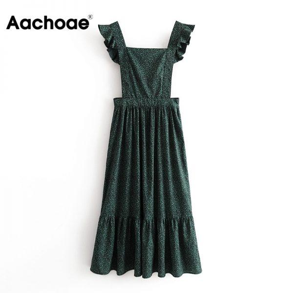 Sleeveless Backless Long Dresses