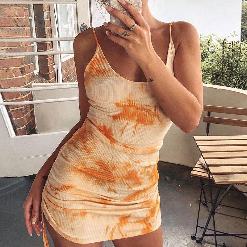 Strap Bodycon Sexy Dress