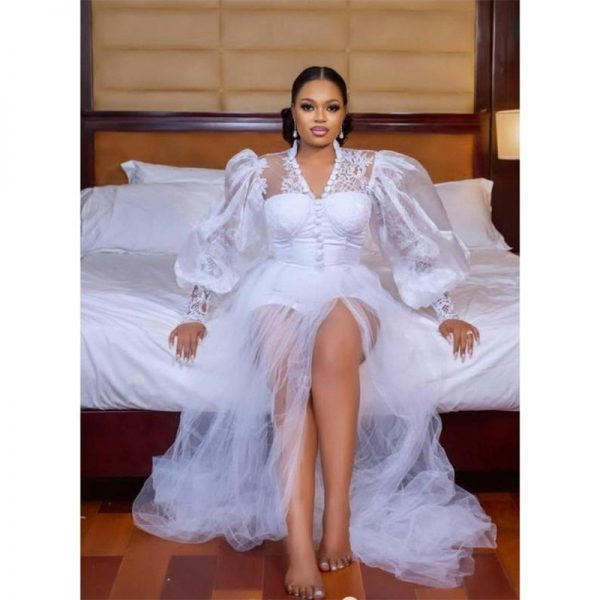 Wedding Nightgown Vintage Sleepwear